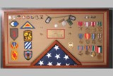 Military Retirement Shadow Boxes Ideas http://www.creeksideframing.com/sampleMilitary.shtml